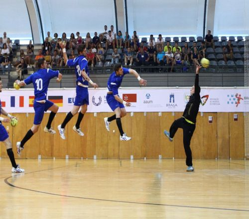 European Universities Handball Championship 2015