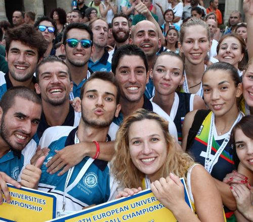 Registration for the European Universities Handball Championship 2017 opens