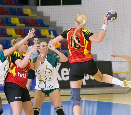 The female final, Aveiro vs. Cologne, promises to be a great show